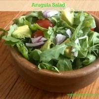 Is it a Salad Rocket or Arugula?