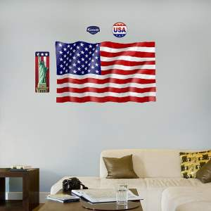 Fathead Wall Graphics - Patriotic