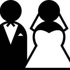 Dear Military Spouse: Wording for wedding invitations?