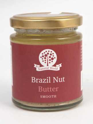 Brazil Nut Butter Smooth