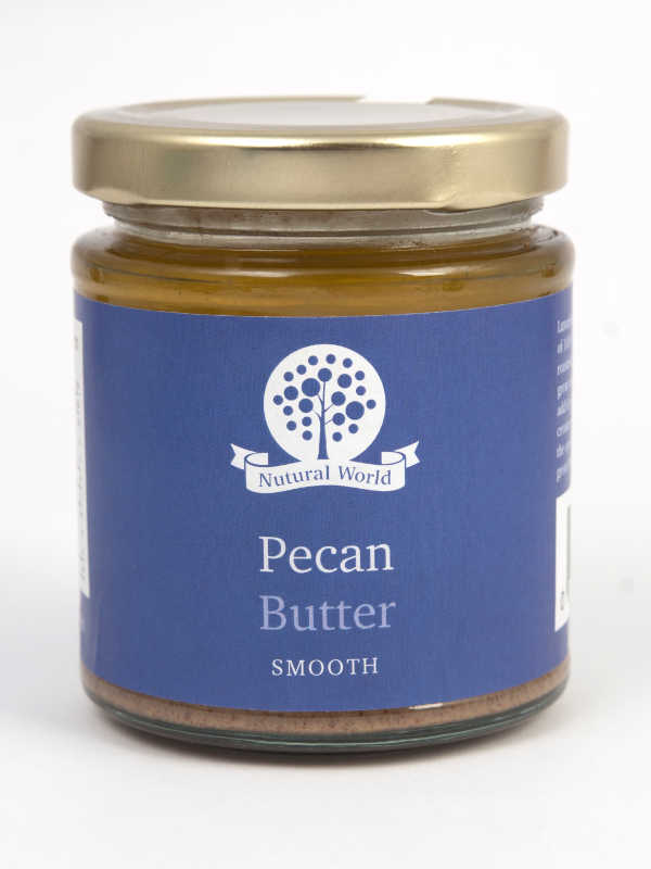 Pecan Butter Smooth 170gr