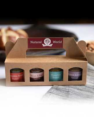 Mini Gift Pack 4 Jars