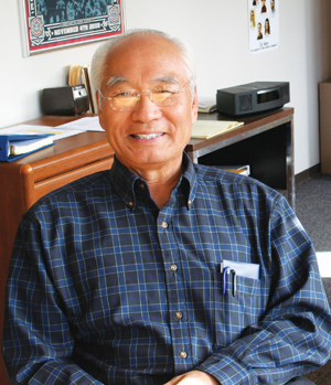 State Sen. Paull Shin (Photo by Vivian Luu/NWAW)
