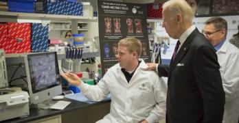 VP Fred Hutch visit
