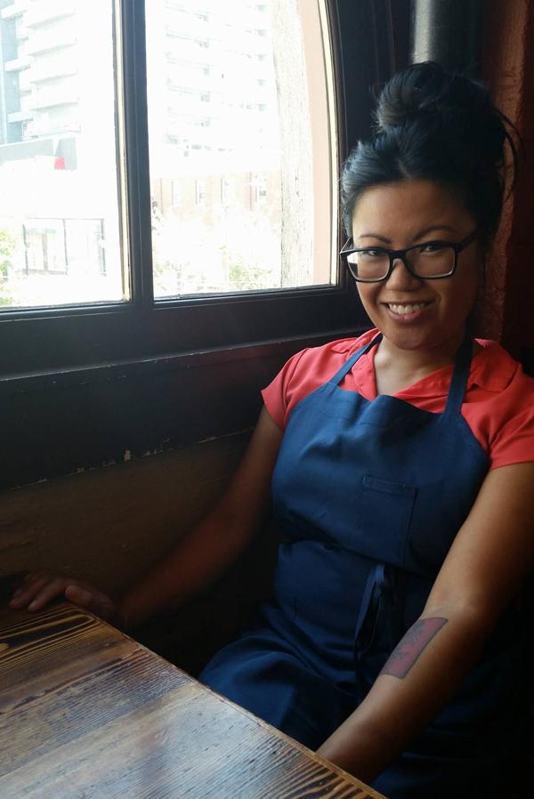 Chef Kristina Glinoga (Photo provided by Kristina Glinoga)
