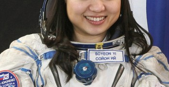 The first Korean to fly in space calls Puyallup home