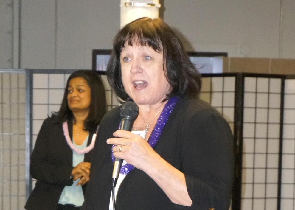 BARBARA MADSEN, Candidate for State Supreme Court, Justice Position 5