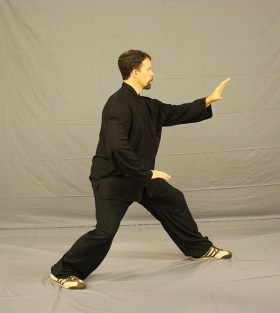 Tai Chi to reverse the effects of arthritis