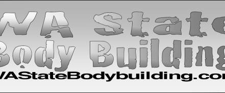 WA State Bodybuilding