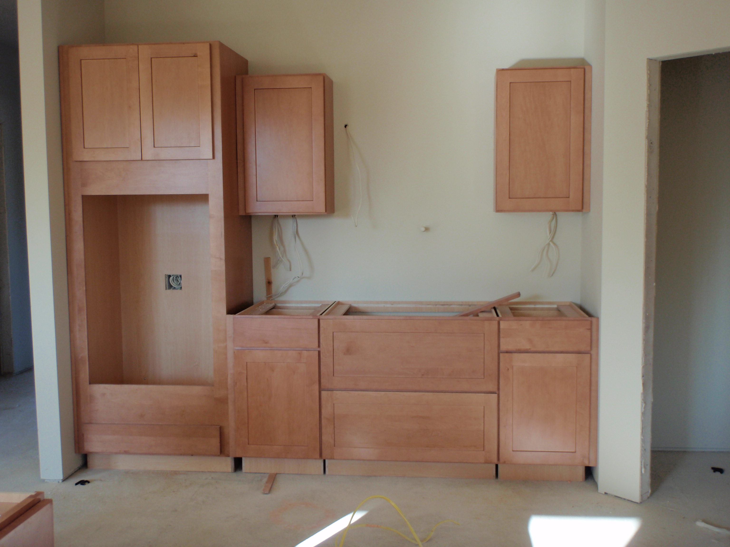 Fullsize Of Wall Oven Cabinet