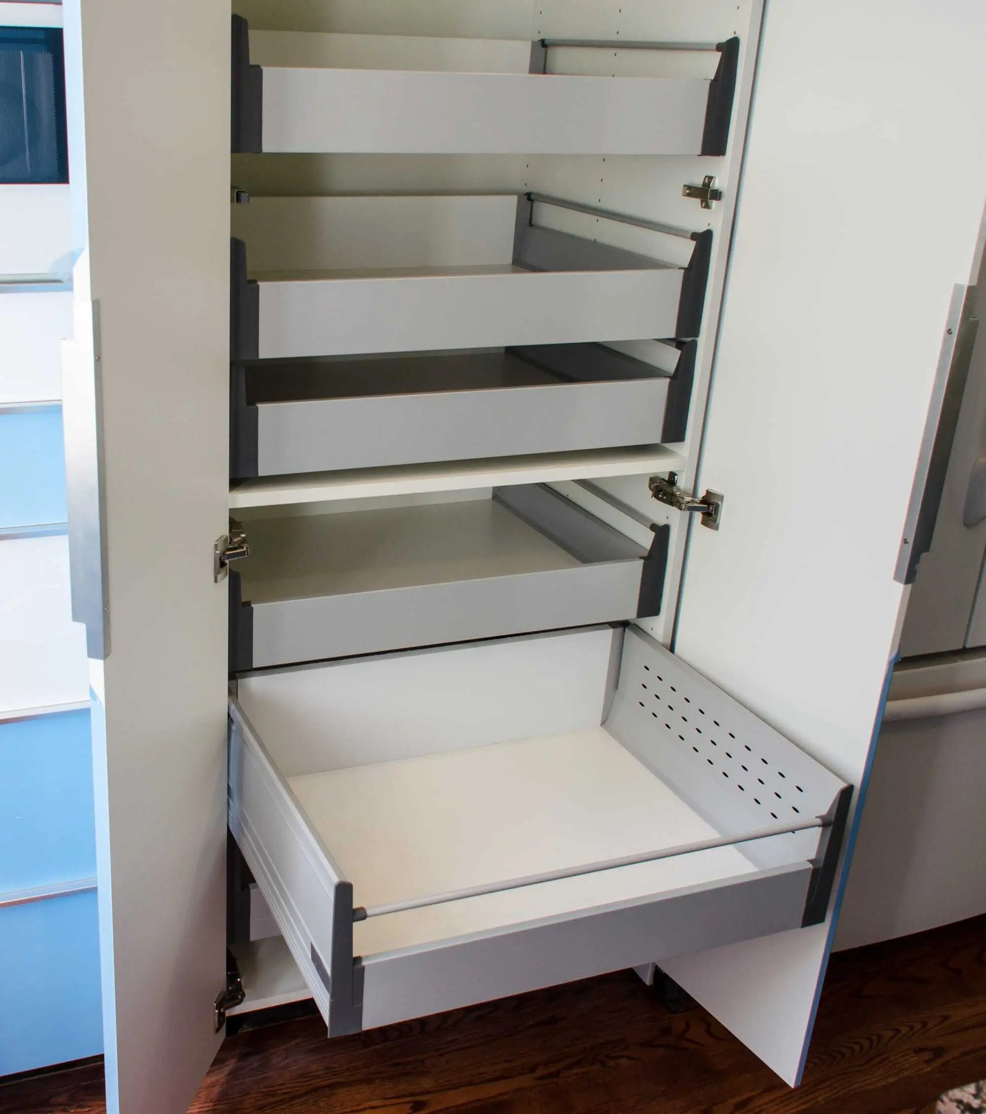 ikea hacks and other fun stuff pull out kitchen cabinet IKEA Blum Tandem Box