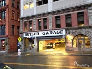 Butler Garage