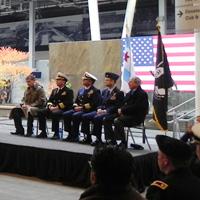 Chicago Veterans Day Ceremony