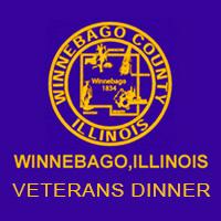Winnebago County Veterans Dinner