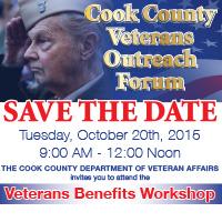 Veterans Outreach Forum Benefits