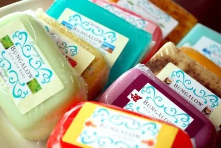 Any 5 Soaps  for 20.00 Natural Shea Butter  Goats Milk and Glycerin - Save 5.00