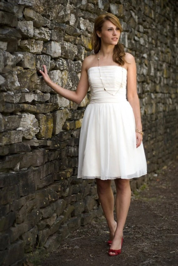 Anna - Eco Friendly Wedding Dress - Made to Order