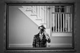 A selfie of production photographer Dennis Cahlo
