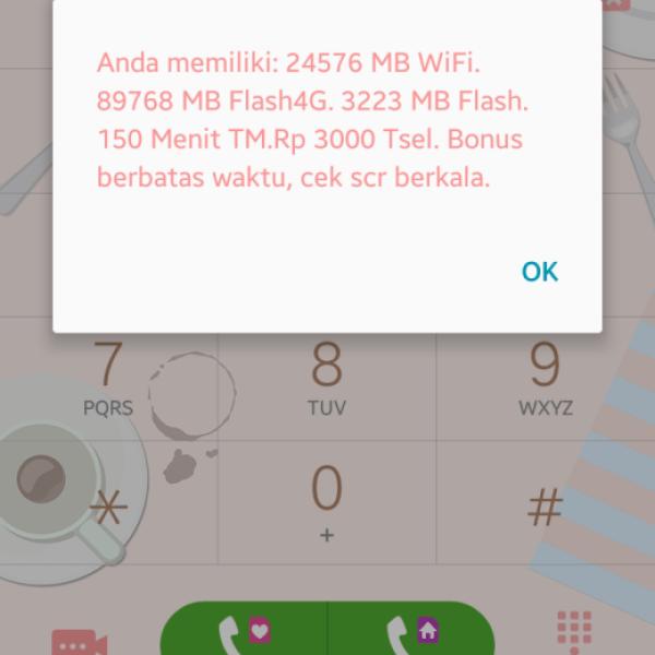 Jaringan 4G LTE Telkomsel Indonesia