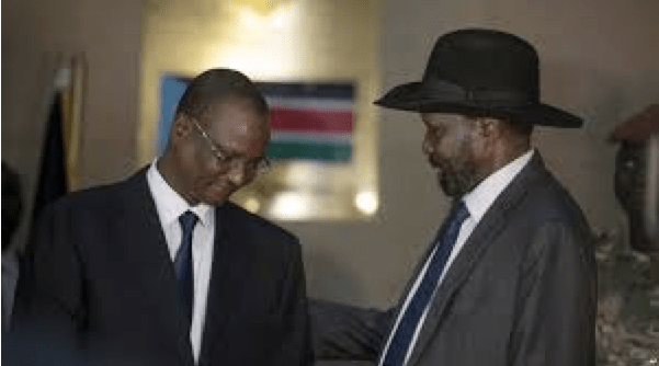 Unity State Community In Kenya Condemn Taban Deng Gai For Replacing Dr. Riek Machar