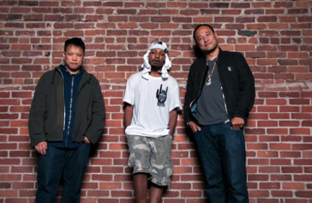 Deltron 3030 feat Kid Koala, Dan the Automator and Del the Funky Homosapien