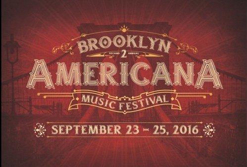 Brooklyn Americana Music Festival Sep. 23-25