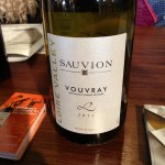 Our favorite wine is Vouvray, and this one did not disappoint!