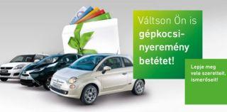OTP Gépkocsinyeremény betétkönyv sorsolás: a nyertesek listája