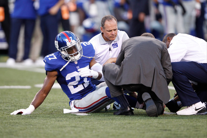 The Giants find a Safety: Rediscover Mykkele Thompson