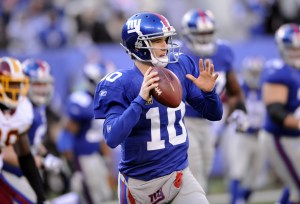 Eli Manning and the NY Giants