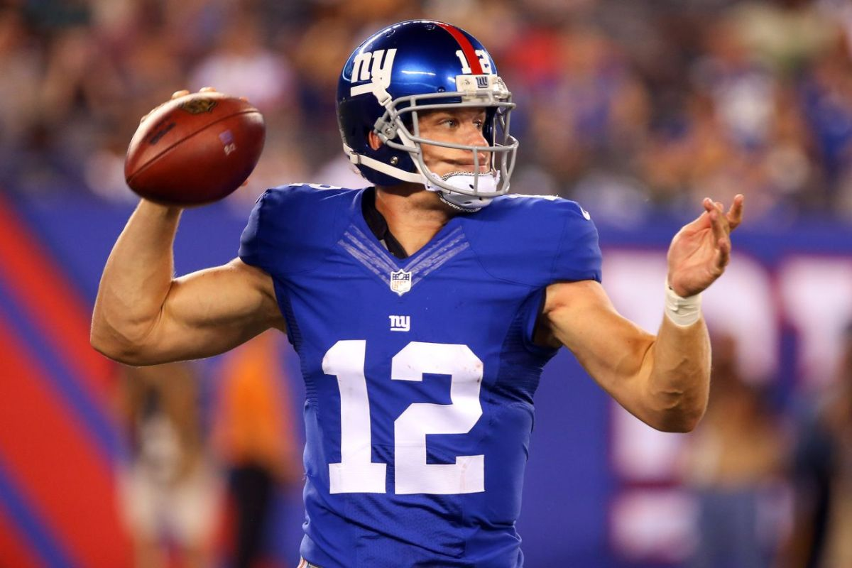 NY Giants: What to do with Ryan Nassib?