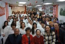 4-20-2014 復活節主日32位活水人,信主受洗,重生得救