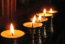 點燃你心中愛主的火焰: 神同在. 神賜福.  活水得勝教會建堂感恩餐會 視頻紀念