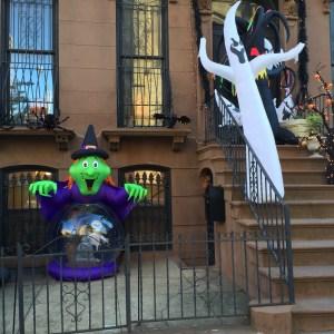 Boo! Halloween in Brooklyn
