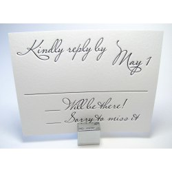 Small Crop Of Rsvp Wedding Cards
