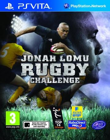 Jonah Lomu Rugby Challenge PS Vita