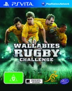 Wallabies Rugby Challenge PS Vita
