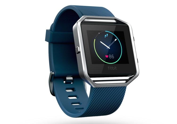 الإعلان عن الساعة الذكية Fitbit Blaze تركز وبشكل كبير على الرياضة  CES2016