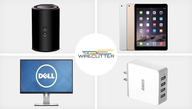 The Wirecutter's best deals: the iPad Air 2, a Dell monitor and more