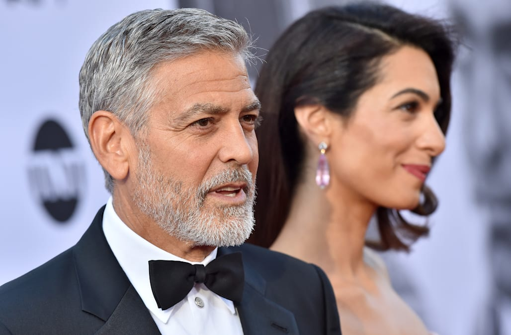 George Clooney made nearly twice as much as The Rock last year     and     George Clooney made nearly twice as much as The Rock last year     and he has  tequila to thank