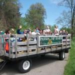 Farmington Hills hayride