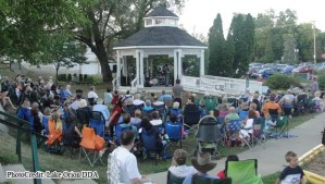 Lake Orion Concerts at Children's Park