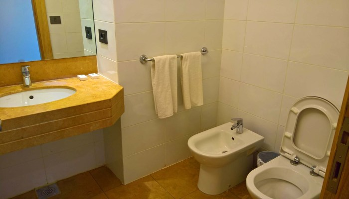 Oakland Hotel - Rayfoun, Lebanon - Deluxe Rooms Bathroom 3