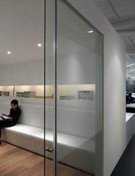 Architectural Glass Partitions
