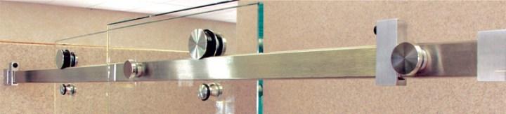 Lucente By Pass Slider Shower Door Oasis Shower Doors