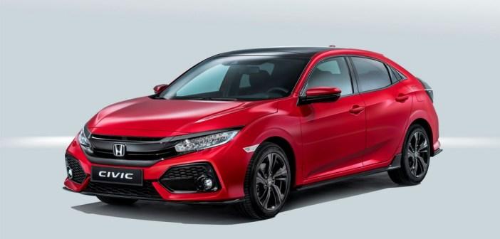 Nowa Honda Civic 10-tej generacji
