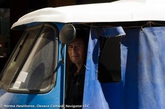 Moto Taxi, Teotitlan del Valle