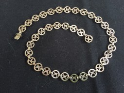"16"" necklace, $335"
