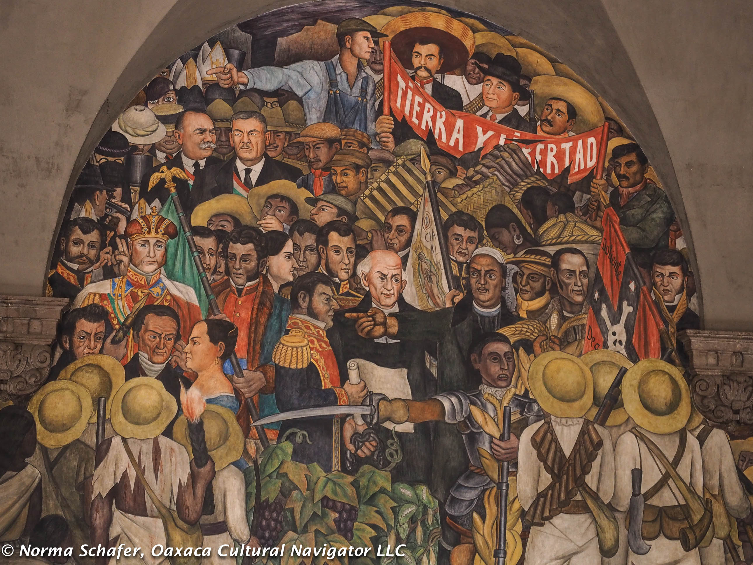 2016 summer fall looking for frida kahlo diego rivera for Mural history