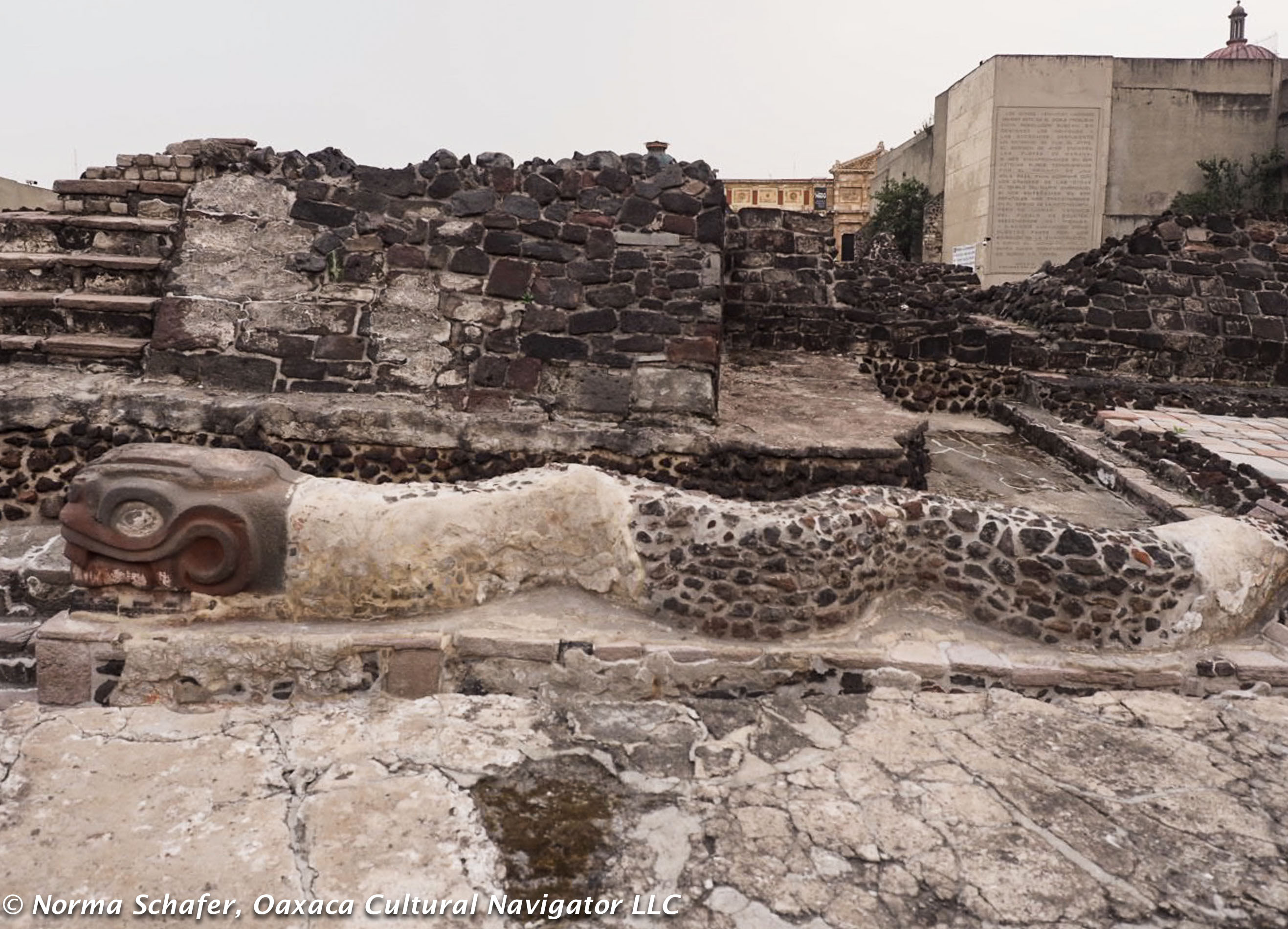 Tenochtitlan: Aztecs Under the Cathedral, Mexico City ...